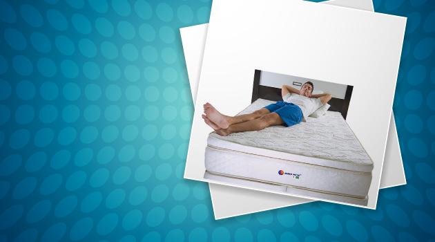 Colchão Kenko Patto Wave Pillow Top, tecnologia de última geração, único no seu gênero. A espuma no interior é INJETADA, leve e de grande resistência e densidade, tem o formato […]